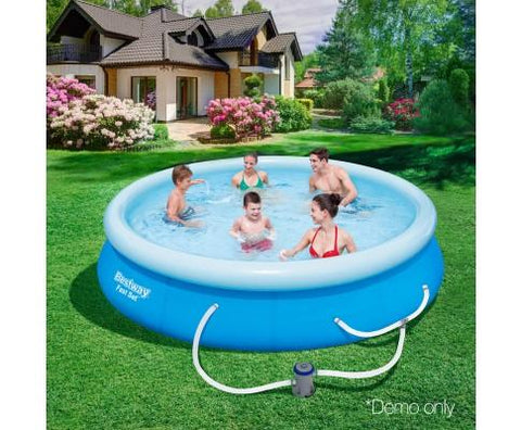 Bestway Inflatable Pool - 366 x 336m