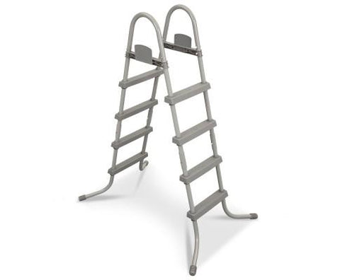 Bestway Above Ground Pool Ladder with Removable Steps - 180cm