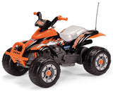 peg-perego Corral T-Rex 12v Motorbike Ride On