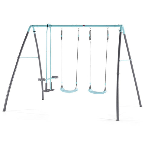 Plum Premium Metal Swing & Glider With Water Mist