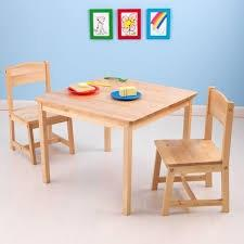Kidkraft Aspen Table & Chairs Set - Natural