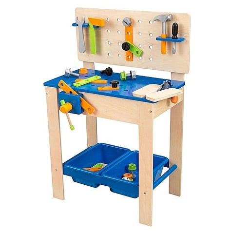 KidKraft Deluxe Work bench w/Tools
