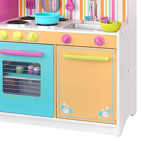 Superbe ... KidKraft Deluxe Big And Bright Kids Kitchen ...