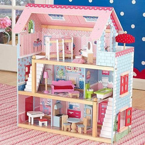 KidKraft Chelsea Dollhouse Cottage