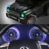 Licensed Mercedes Benz G65 Electric Ride on Car - Black