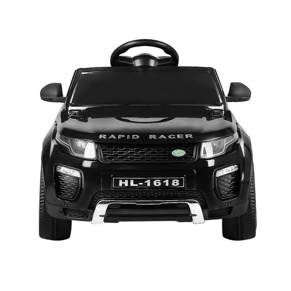 Range Rover Evoque Style Electric Ride on Car - Black