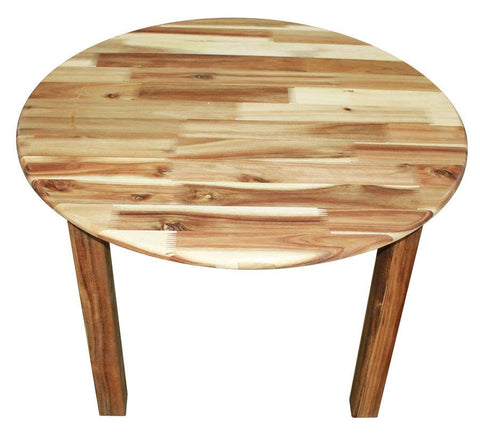 Qtoys Acacia Round Table - Medium
