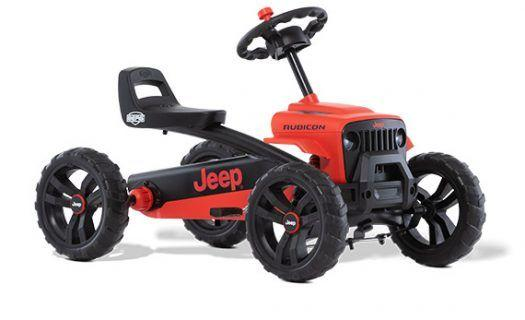 Berg Buzzy Jeep Rubicon Go Kart - 2-5 Years