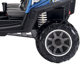 peg-perego Polaris Ranger RZR 900 Blue 12v Ride On