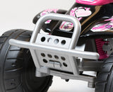 peg-perego Corral T-Rex Pink 12v Motorbike Ride On