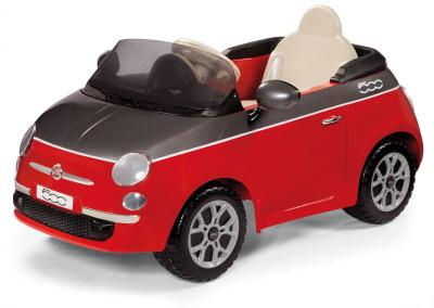 peg-perego Fiat 500 Red 6v Ride On