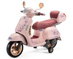 peg-perego Vespa Mon Amour 12v Motorbike Kids Ride On