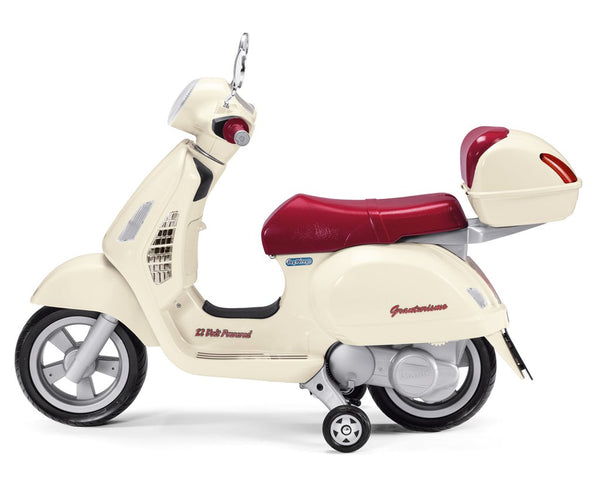peg-perego Vespa 12v Motorbike Ride On