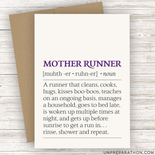 MOTHER RUNNER