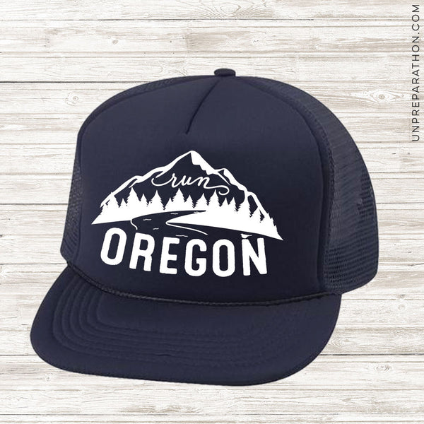 Hat • Run OREGON •