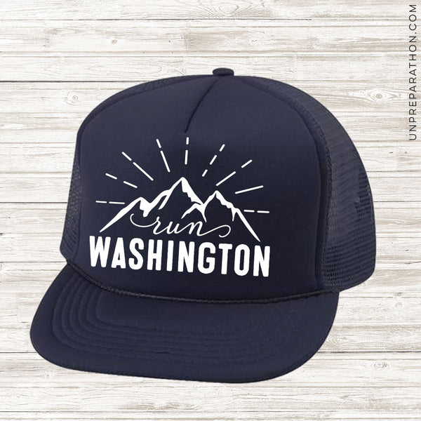 Hat • Run WASHINGTON •