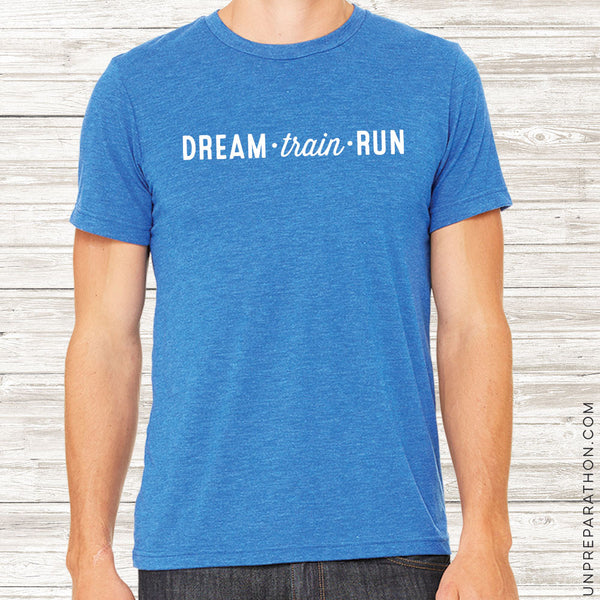 Dream. Train. Run.
