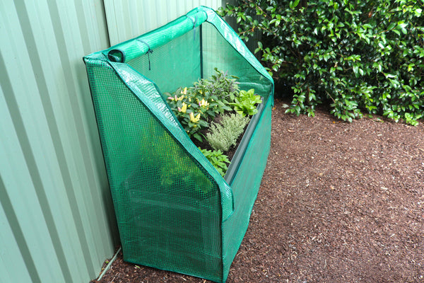 Greenlife Lean-To Drop Over Greenhouse - 1250 x 500 x 990mm
