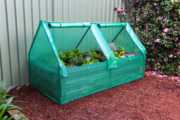 Greenlife Large Drop Over Greenhouse with PE Cover - 1850 x 950 x 1020mm