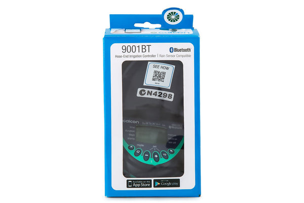 Galcon Automatic Bluetooth Irrigation Tap Timer - 9001BT