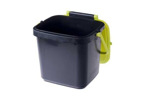 7L Kitchen Caddy Bin with 20x Compostable Bags
