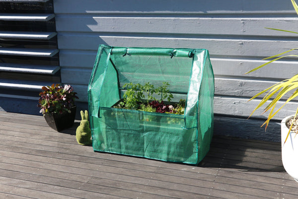 Greenlife Mini Drop Over Greenhouse with PE Cover - 880 x 580 x 820mm