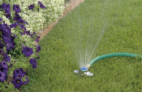 Zinc Spray Sprinkler - Square