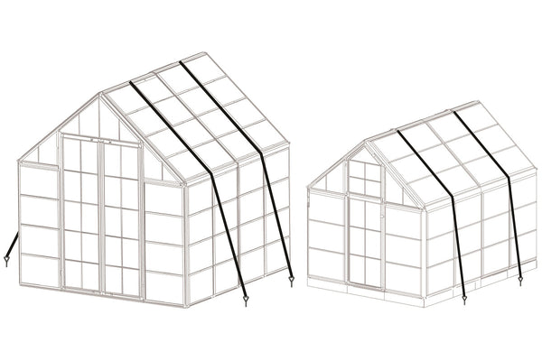 Maze Greenhouse Accessory - Anchoring Kit