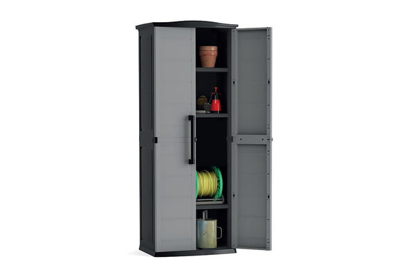 Keter Boston Indoor/Outdoor Freestanding Storage Cabinet