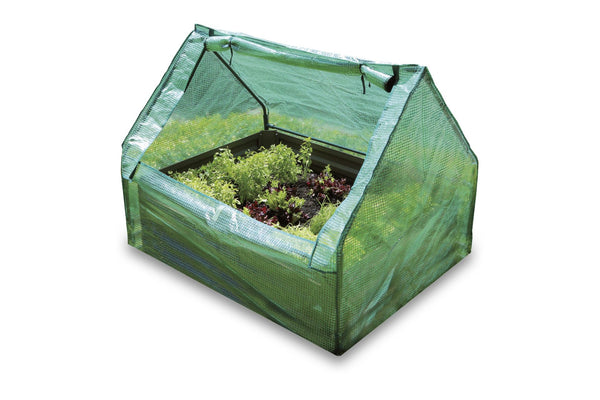 Greenlife Drop Over Greenhouse with PE Cover - 1250 x 950 x 920mm
