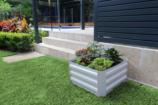 Greenlife Square Raised Garden Bed - 600 x 600 x 300mm