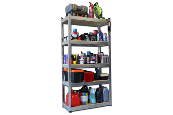Hammer Lok HLS405 Shelving Unit - 1800 x 900 x 400mm