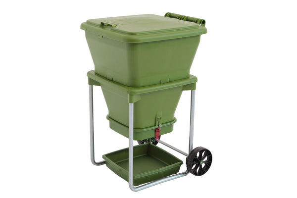 Maze Hungry Bin Worm Farm Flow Composting System