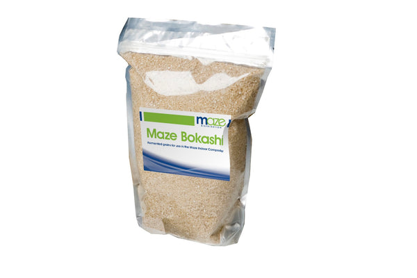 Bokashi Composting Grains - 5L bag