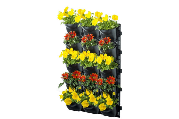 Vertical Garden Kit x3 (15 Pots)