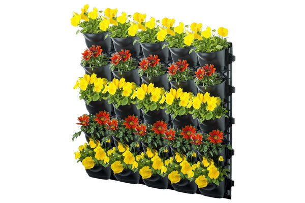 Vertical Garden Kit x5 (25 Pots)