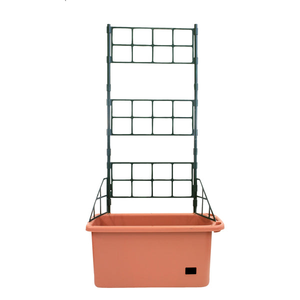 Greenlife Mobile Vege Patch - 1350 x 750 x 350mm - Terracotta
