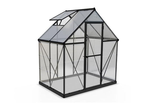 Maze Greenhouse 6' x 4' - Charcoal