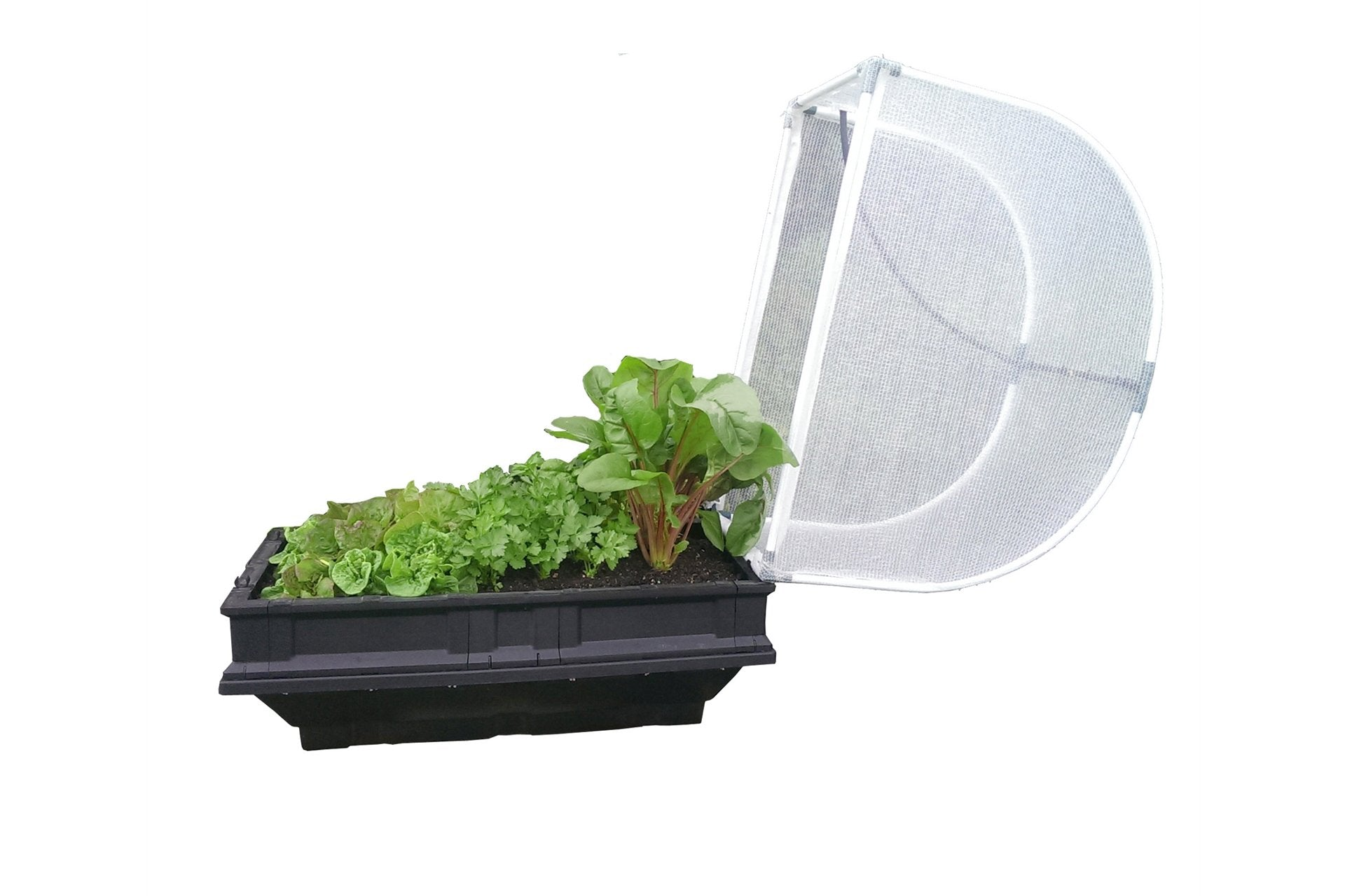 Vegepod Small Raised Garden Bed With Cover Self Watering
