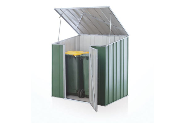 Storemate S43 Garden Shed - 1.41m x 1.07m x 1.48m