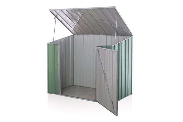 StoreMate S53 Garden Shed - 1.76m x 1.07m x 1.26m
