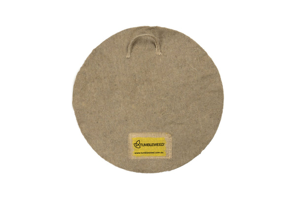 Tumbleweed Worm Farm and Compost Bin Blanket - Round Large 64cm
