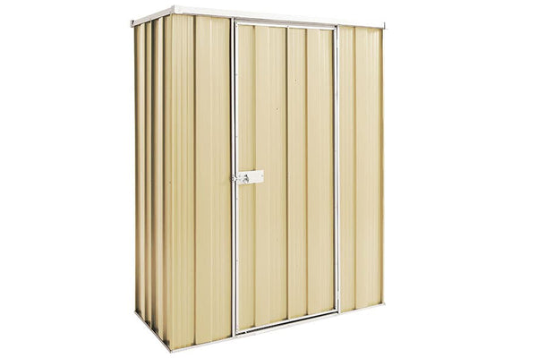 YardStore F42-S Garden Shed - 1.41m x 0.72m x 1.8m
