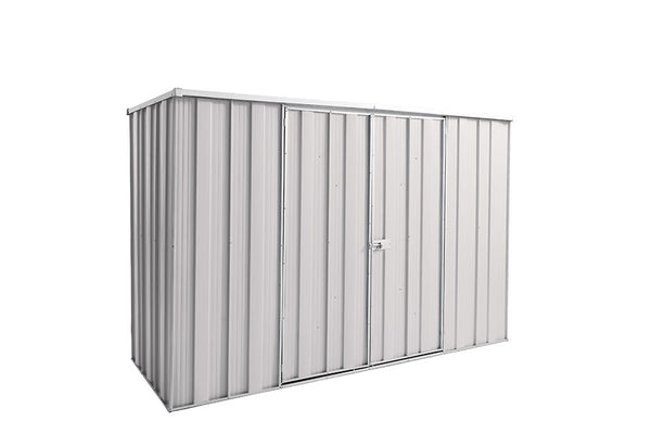 YardStore F83-D Garden Shed - 2.8m x 1.07m x 1.8m