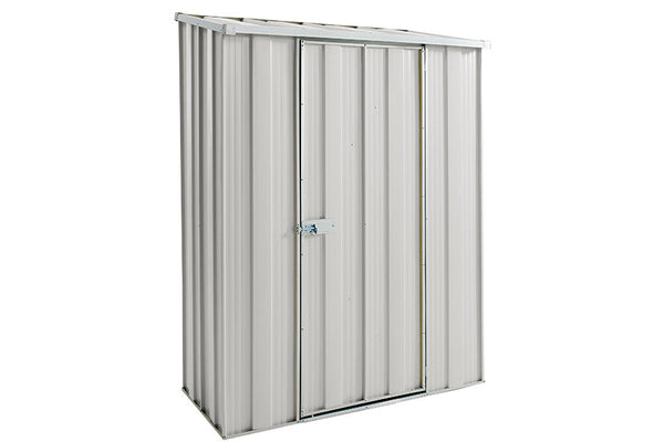 YardStore S42-S Garden Shed - 1.4m x 0.7m x 1.8m
