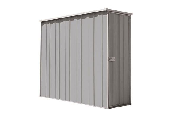 YardStore F26-S Garden Shed - 0.72m x 2.1m x 1.8m