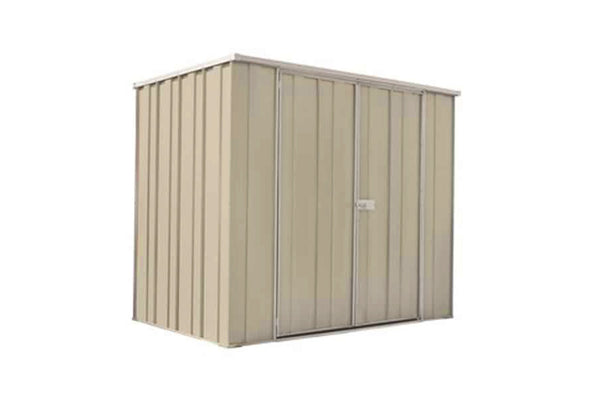 YardStore F64-D Garden Shed - 2.1m x 1.41m x 1.8m