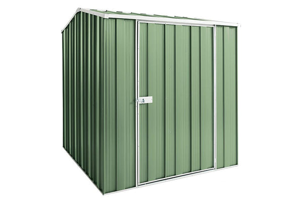 YardStore G56-D Garden Shed - 1.76m x 2.1m x 2.02m
