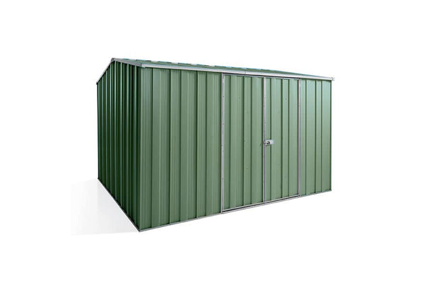 YardStore G98-D Garden Shed - 3.14m x 2.8m x 2.08m