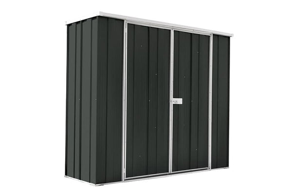 YardStore F62-D Garden Shed - 2.1m x 0.72m x 1.8m